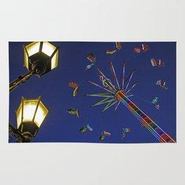 Colorful flyer   Bunter Flieger Rug