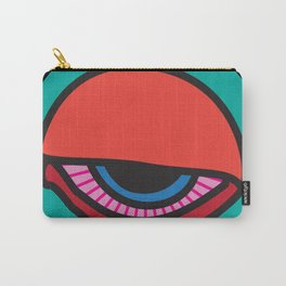 """""""All-nighter"""" Surviving Art School Badge Carry-All Pouch"""