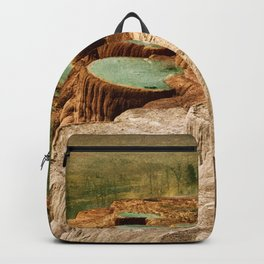 Pulpit Terraces Mountains Backpack