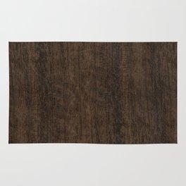 Smoked Etimoe Wood Rug