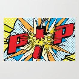 Firecracker POP Art Rug
