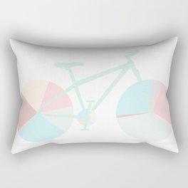 Ride Your Bike Rectangular Pillow