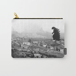 Old Time Godzilla Carry-All Pouch