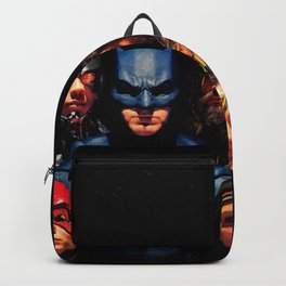 Justice League art Backpack