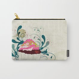 Cupcake without the Guilt  Carry-All Pouch