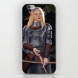 Elf Archer iPhone Skin