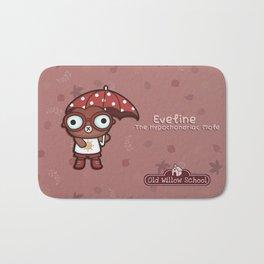 Eveline the Hypochondriac Mole Bath Mat