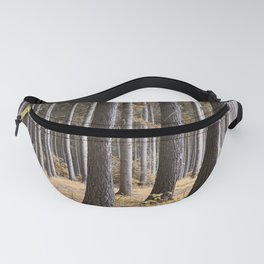 Into the pine forest we went Fanny Pack