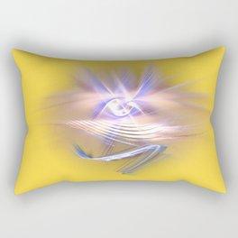 pure spirit -the eye Rectangular Pillow
