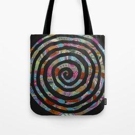 """Tribal Vibrations"" Tote Bag"