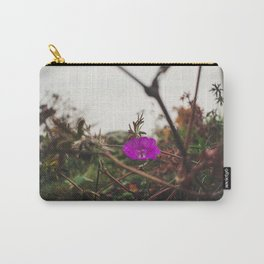 Lonely flower of Naszály mountain Carry-All Pouch