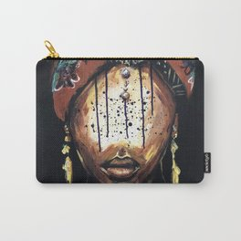 Naturally Danielle Desiree Carry-All Pouch