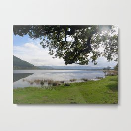 Bassenthwaite Lake 3 Metal Print