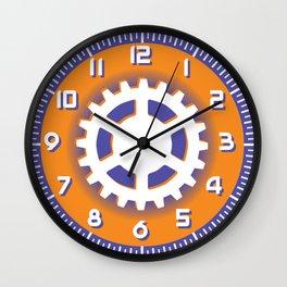 Reflector Wall Clock