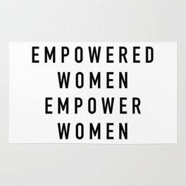 Empowered Women Rug