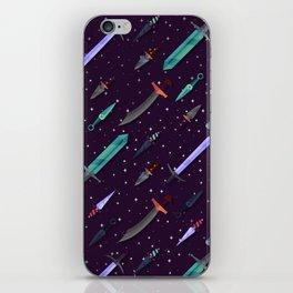 Daggs&Swords iPhone Skin