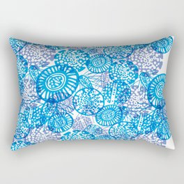 Microorganisms Rectangular Pillow