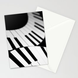 Piano1 Stationery Cards