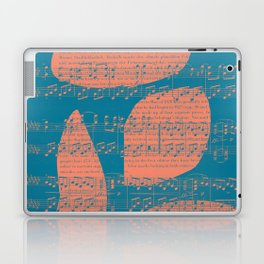 Schubert Sheet Music - Impromptu Laptop & iPad Skin