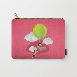 for the adventure of love Carry-All Pouch