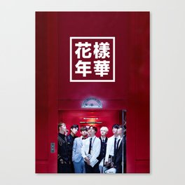 BTS + DOPE Canvas Print