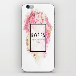 The Chainsmokers - Roses iPhone Skin