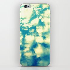 Sky Cotton Candy iPhone & iPod Skin