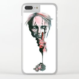 Mads Clear iPhone Case
