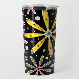 Fluer Milk Flowers Travel Mug