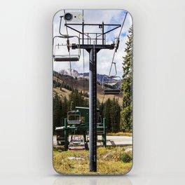 Chair Lift iPhone Skin