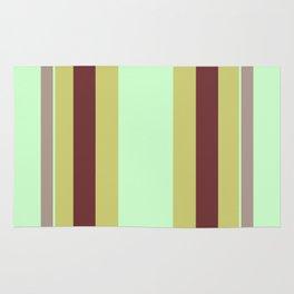 Vintage 70's Curtains Rug