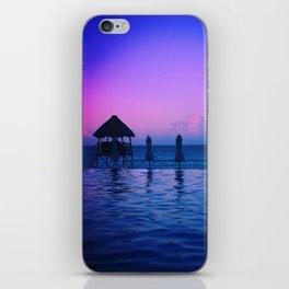 Pink Skies Pt1. iPhone Skin