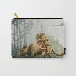 Runaways Carry-All Pouch