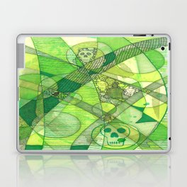 Meditator #10 Laptop & iPad Skin