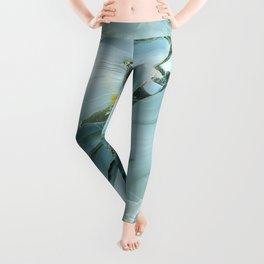 Blue Agate Leggings