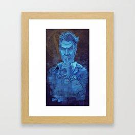 Our Little Secret Framed Art Print