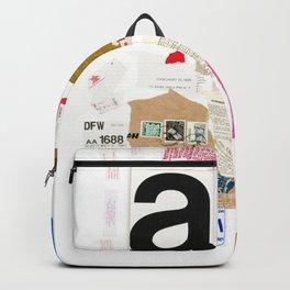 Paper Trail I  Backpack