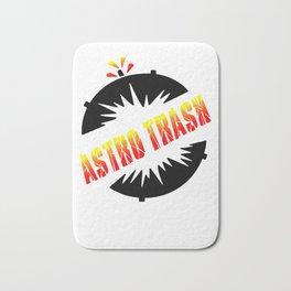 Astro Bomb Bath Mat