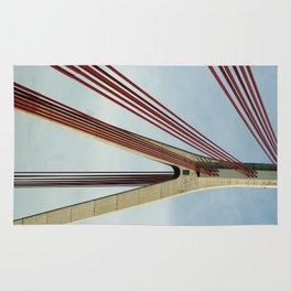 Bridge architecture Rug