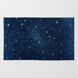 Whispers in the Galaxy Rug