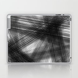 Exhausted society Laptop & iPad Skin
