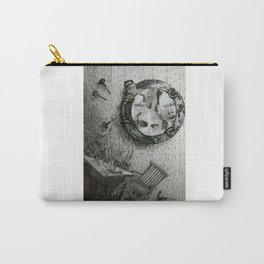 THE UPPER BIRTH - VICTORIAN GHOST STORIES Carry-All Pouch