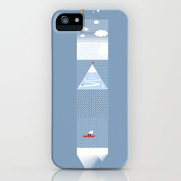 WATER CYCLE iPhone Case