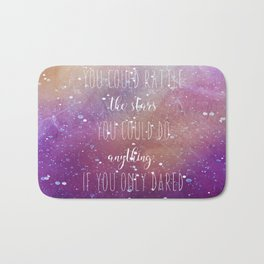 Sarah J. Maas tribute: You Could Rattle the Stars Bath Mat