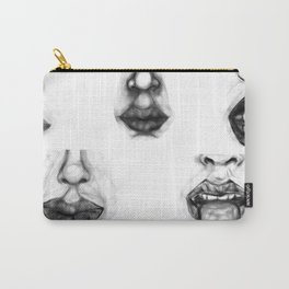Mouth Studies Carry-All Pouch