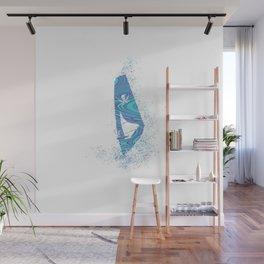 Windsurf Wall Mural