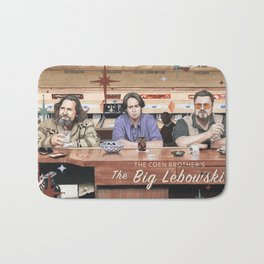 The Big Lebowski Bath Mat