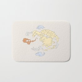 The Lay of the Land Bath Mat
