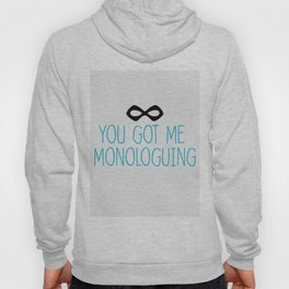 Syndrome Monologuing Hoody