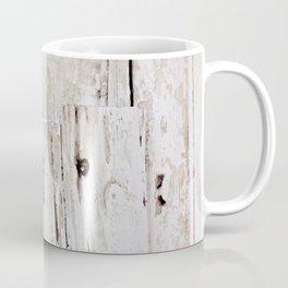 White Barn Nails Coffee Mug